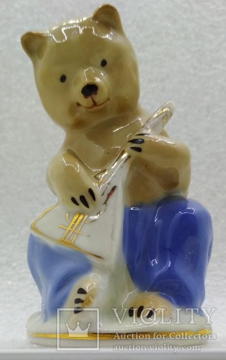 Медведь с Балалайкой Балалайка Городница 1-й Сорт, фото №2