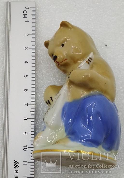 Медведь с Балалайкой Балалайка Городница 1-й Сорт, фото №9