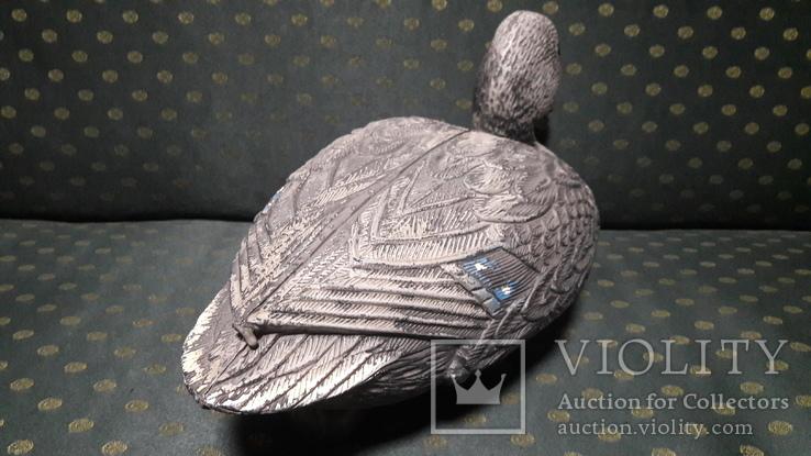 Подсадная утка, селезень., фото №7