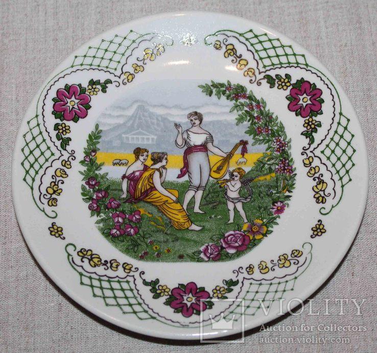 Настенная тарелка №4, фото №2
