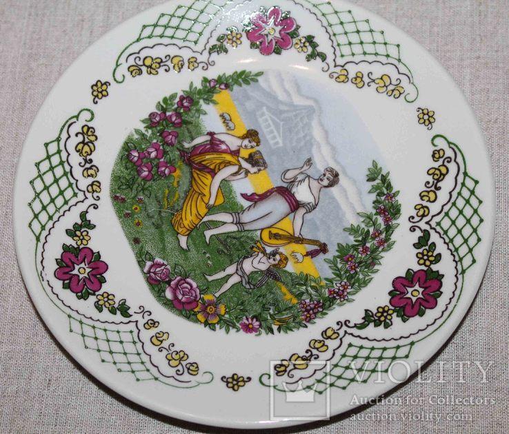 Настенная тарелка №4, фото №4