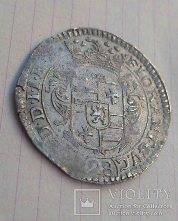 Ольденбург, Флорин (гульден), поч XVII ст., фото №3
