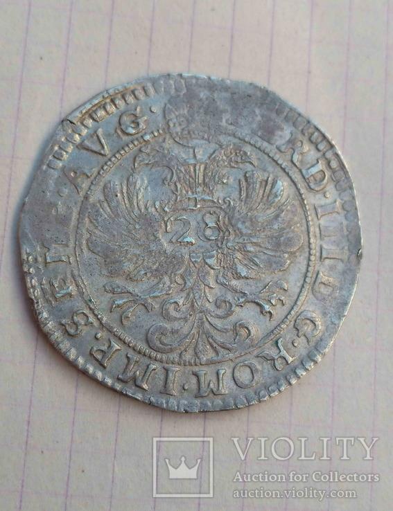 Ольденбург, Флорин (гульден), поч XVII ст., фото №4