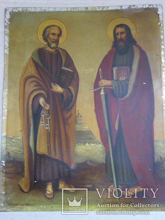 Iкона Петро і Павло.