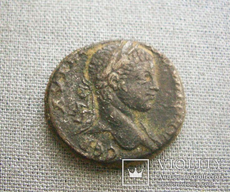 Тетрадрахма Элагабала, Антиохия
