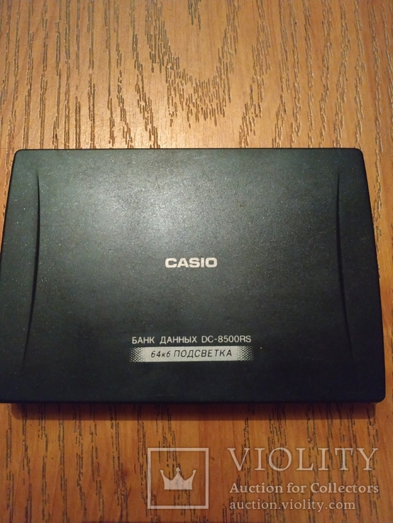 Записная книжка Casio, фото №4