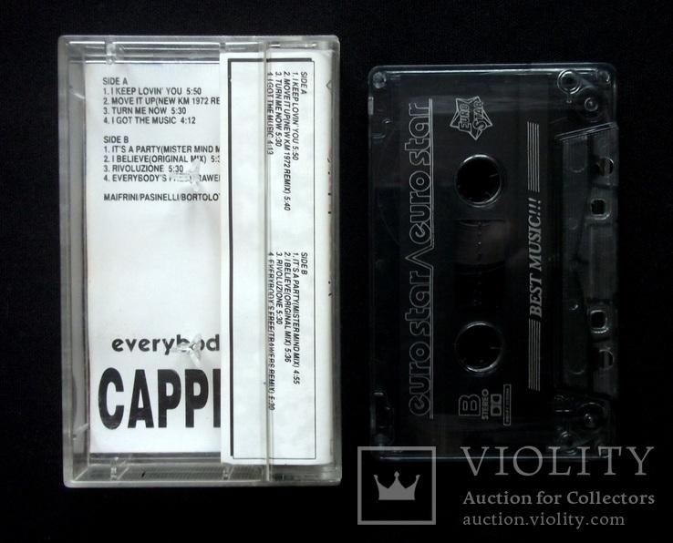 Cappella Everybody's free, фото №3