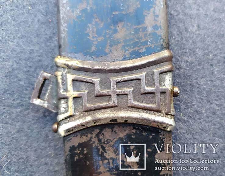 Ножны кинжала СС,М36., фото №6