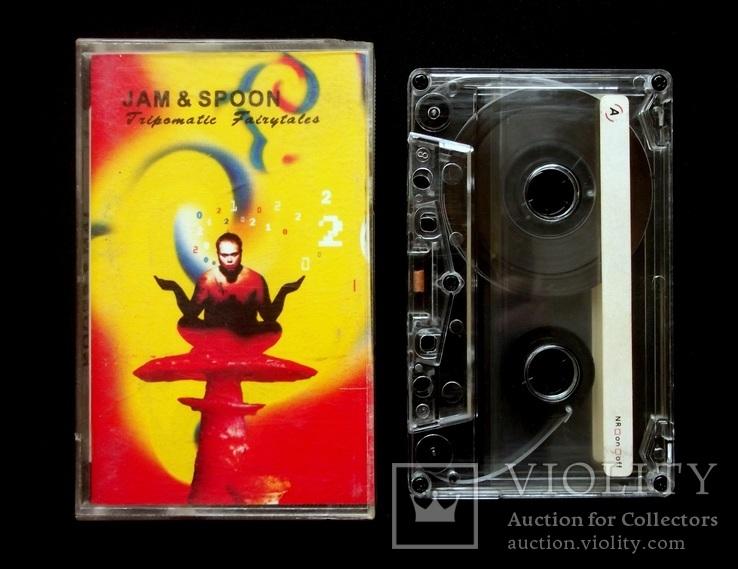 Jam & Spoon Tripomatic fairytales, фото №2