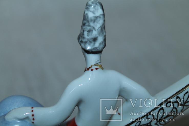 Трубка, люлька. Вакула с чертом. Киев №2, фото №7