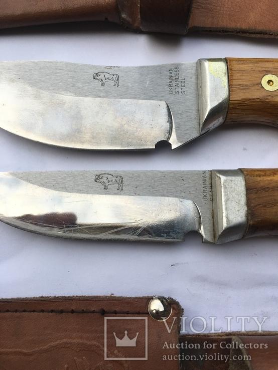 Ножі 2 штуки ЗУБР, фото №6
