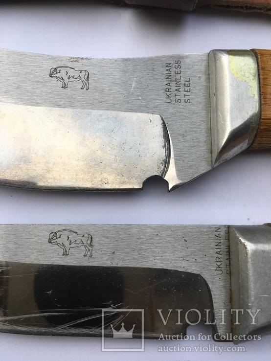Ножі 2 штуки ЗУБР, фото №7