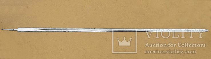 Клинок палаша, длина 97,7 см, без клейм, фото №3