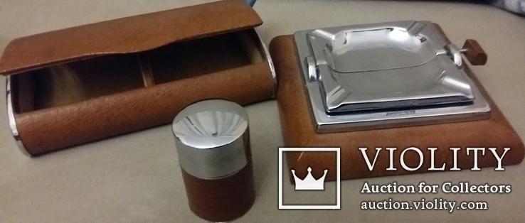 Кабинетный набор для курения Италия, фото №3