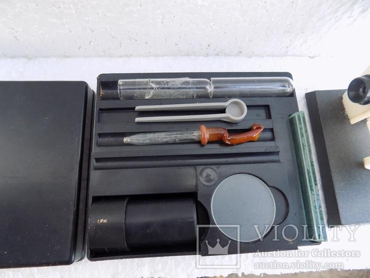Микроскоп детский юный биолог, фото №8