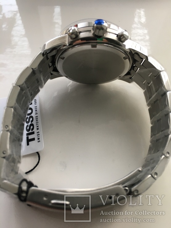 Мужские часы Tissot PRS 200 Chronograph (новые), фото №12