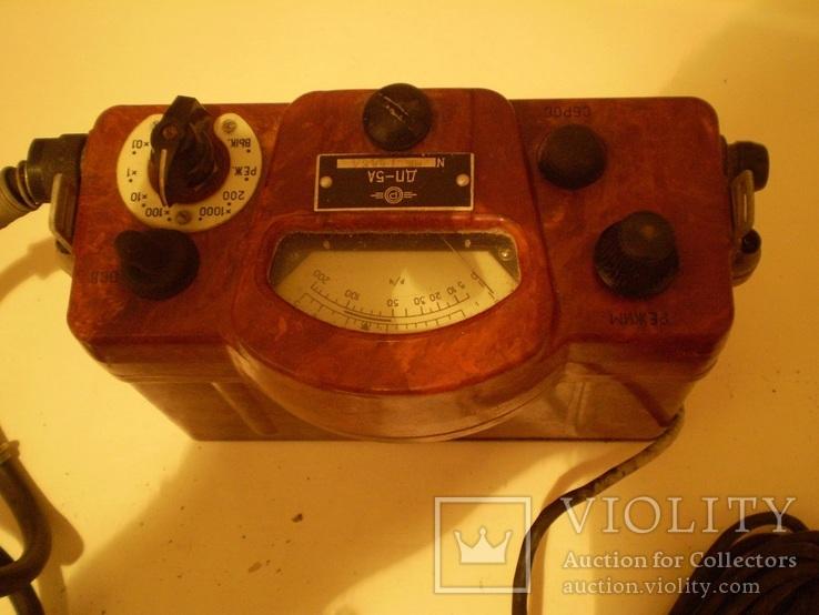 Счетчик Гейгера Прибор для измерения Радиация Военный, фото №5