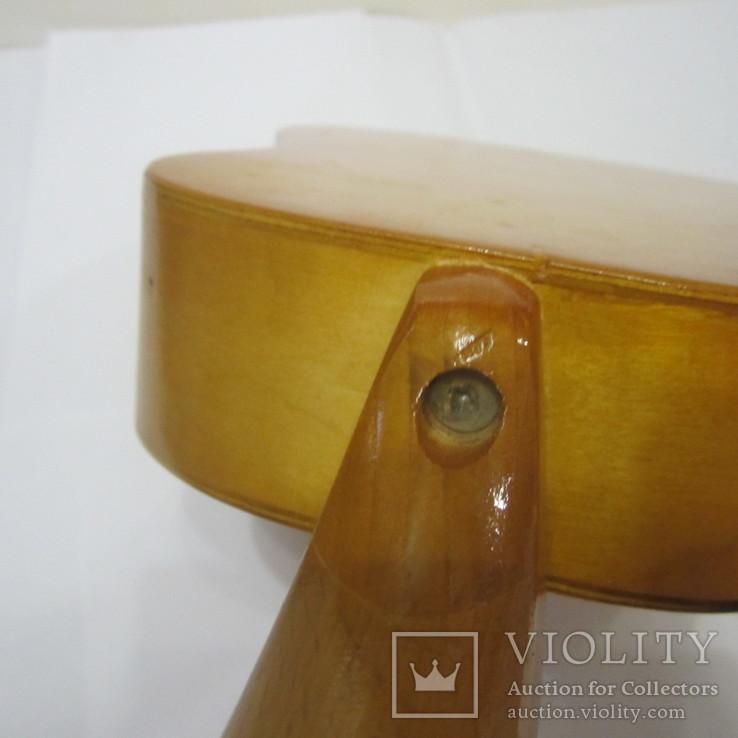 Детская гитара (Фабрика пианино Пенза) + коробка, фото №6