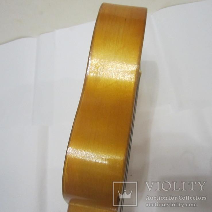 Детская гитара (Фабрика пианино Пенза) + коробка, фото №8