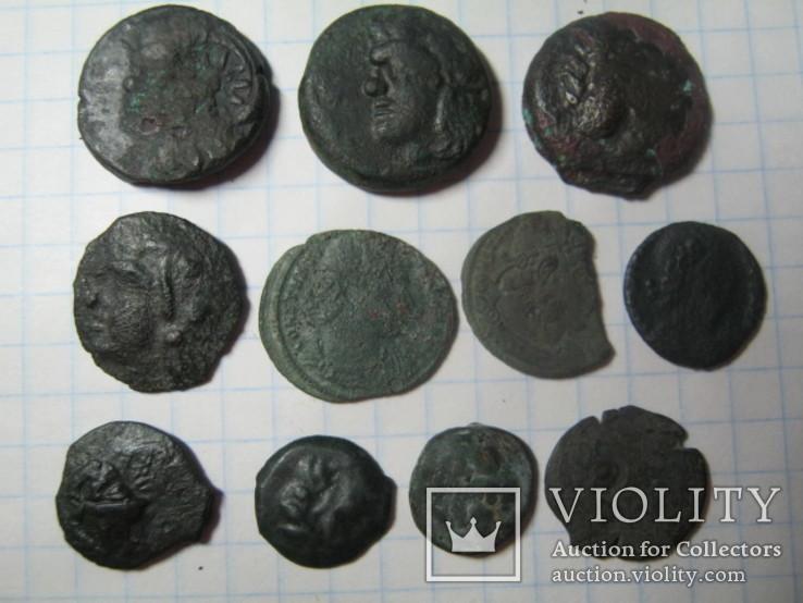 Античні монети, фото №2