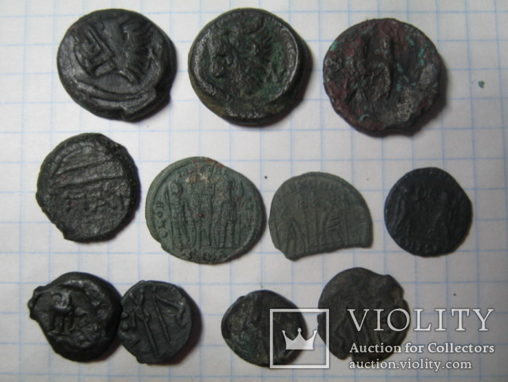 Античні монети, фото №3