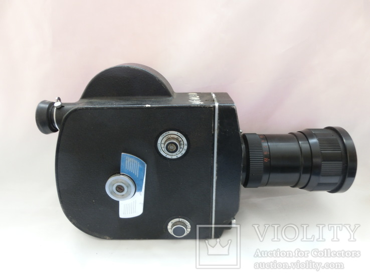 Кинокамера Красногорск-3, фото №6