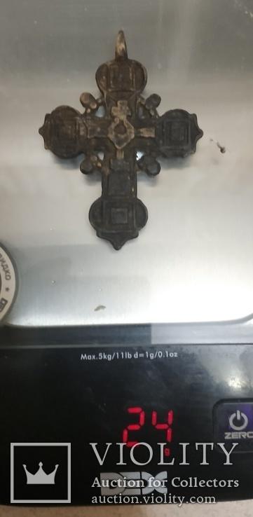 Крест 18 века., фото №8