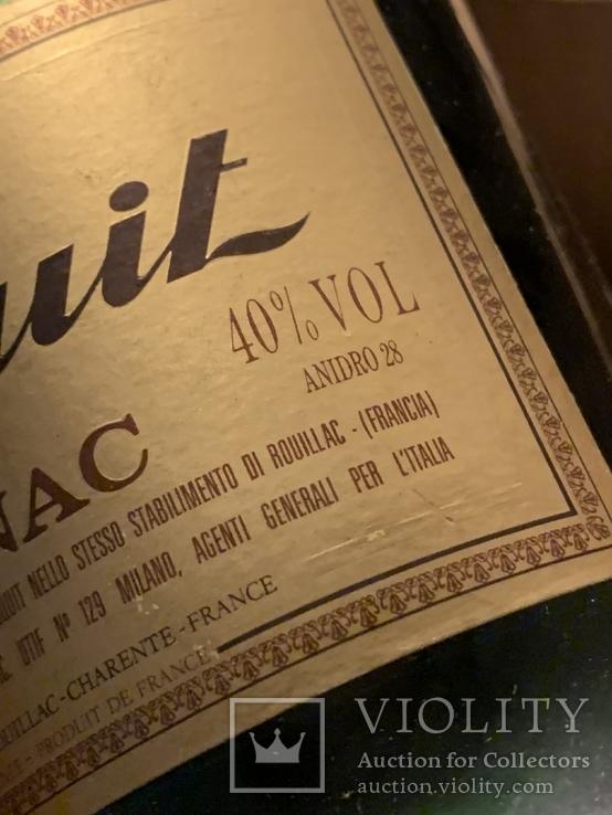 Cognac Bisquit 1980s, фото №4