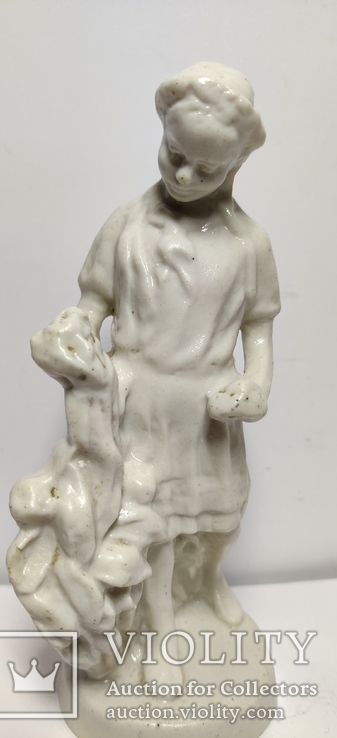 Пионерка собирает хлопок. Артель-Керамик 50-е года., фото №2
