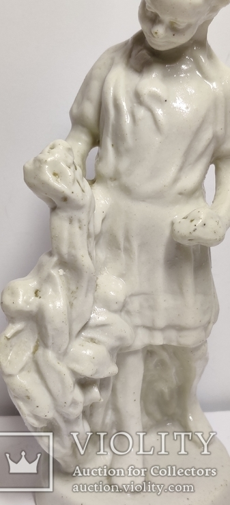 Пионерка собирает хлопок. Артель-Керамик 50-е года., фото №5