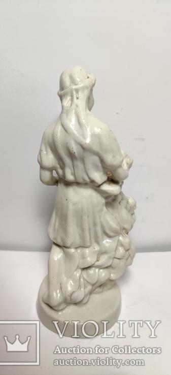 Пионерка собирает хлопок. Артель-Керамик 50-е года., фото №8