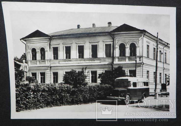 Новгород-Северский . 6 почтовых карточек. 1963 года, фото №2
