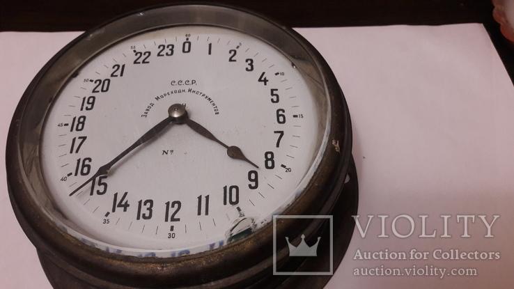 Часы.РККА.ВМФ.24часа.1930-е годы.Рабочии., фото №4