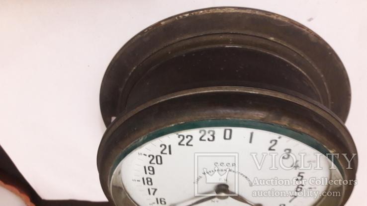 Часы.РККА.ВМФ.24часа.1930-е годы.Рабочии., фото №8