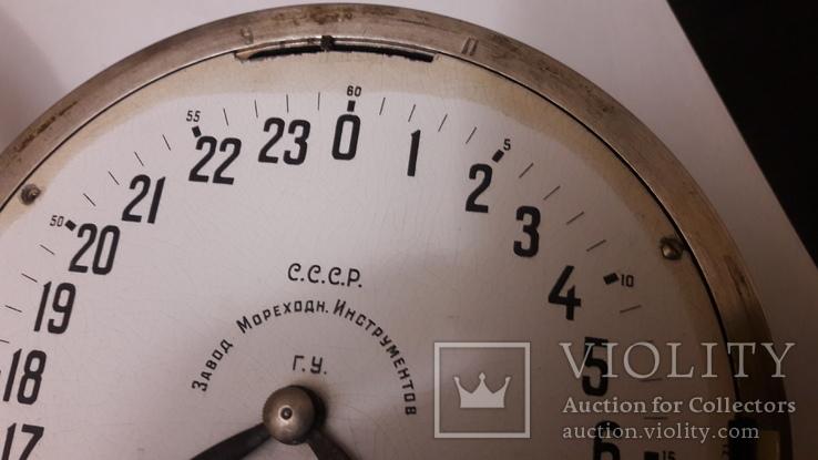 Часы.РККА.ВМФ.24часа.1930-е годы.Рабочии., фото №9