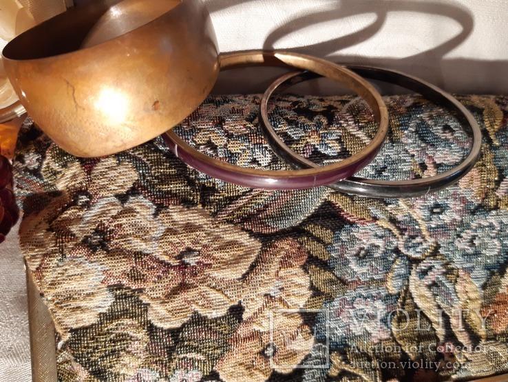 Браслеты 11 шт.  + сумочка для их хранения., фото №5
