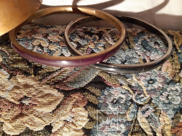 Браслеты 11 шт.  + сумочка для их хранения., фото №6