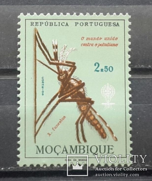 Мозамбик. Комар. 1962 год., фото №2