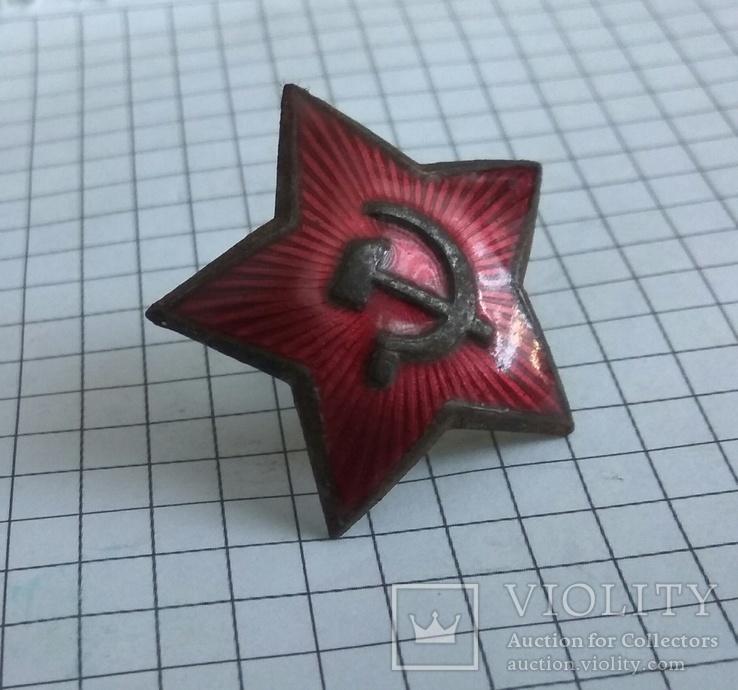 Звезда кокарда, фото №2