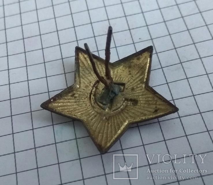 Звезда кокарда, фото №3
