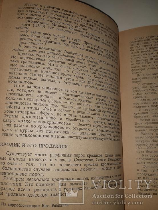 1932 Книжка о кролике, фото №8