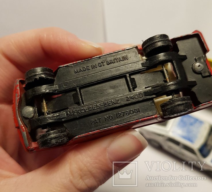 Игрушечные машинки 70-80-х годов, фото №6