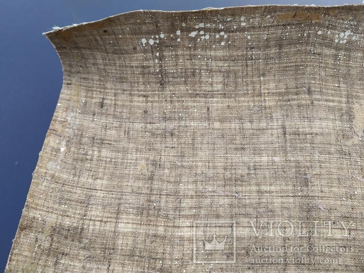 Срезанный холст с рамы, размер 35 х 45см., фото №12
