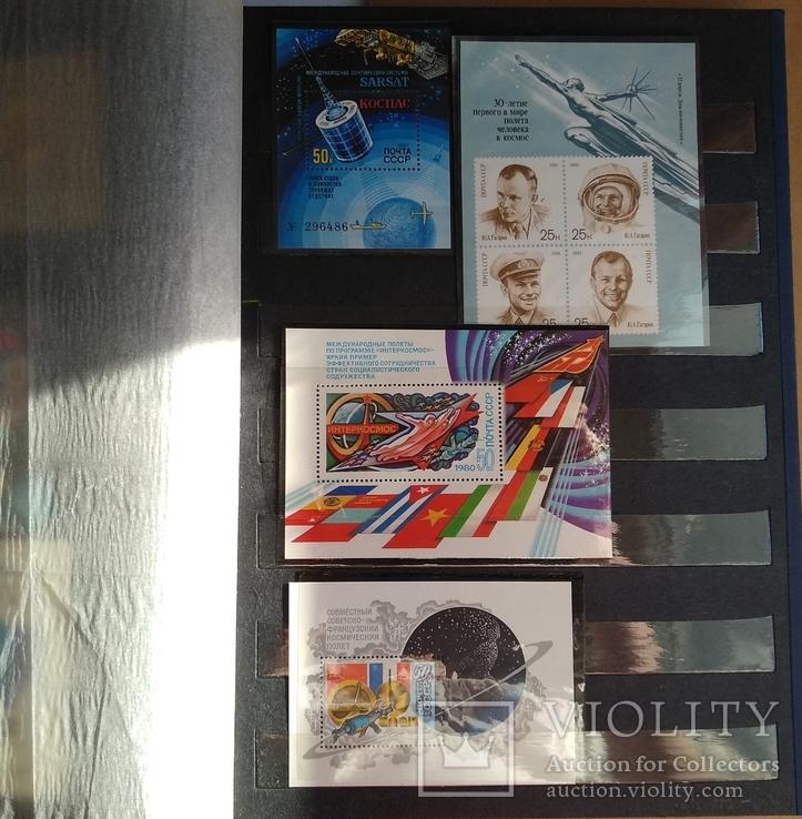 Колекція марок. Космос, кораблі, техніка, інше., фото №10