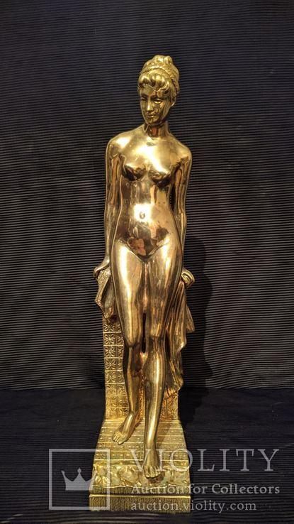 Купальщица статуэтка 11.5 кг, фото №2