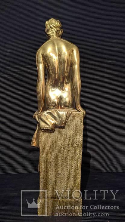 Купальщица статуэтка 11.5 кг, фото №3
