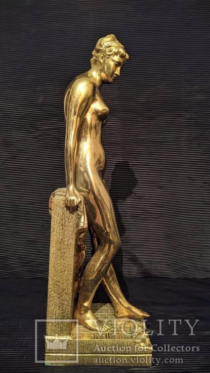 Купальщица статуэтка 11.5 кг, фото №4