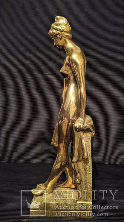 Купальщица статуэтка 11.5 кг, фото №5