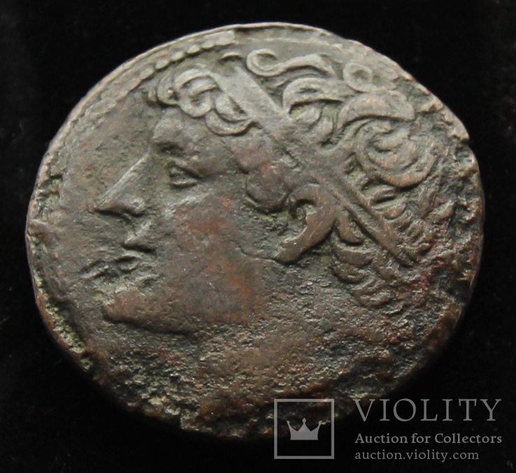 Тиран Сиракуз - Гиерон II (275-215 гг)