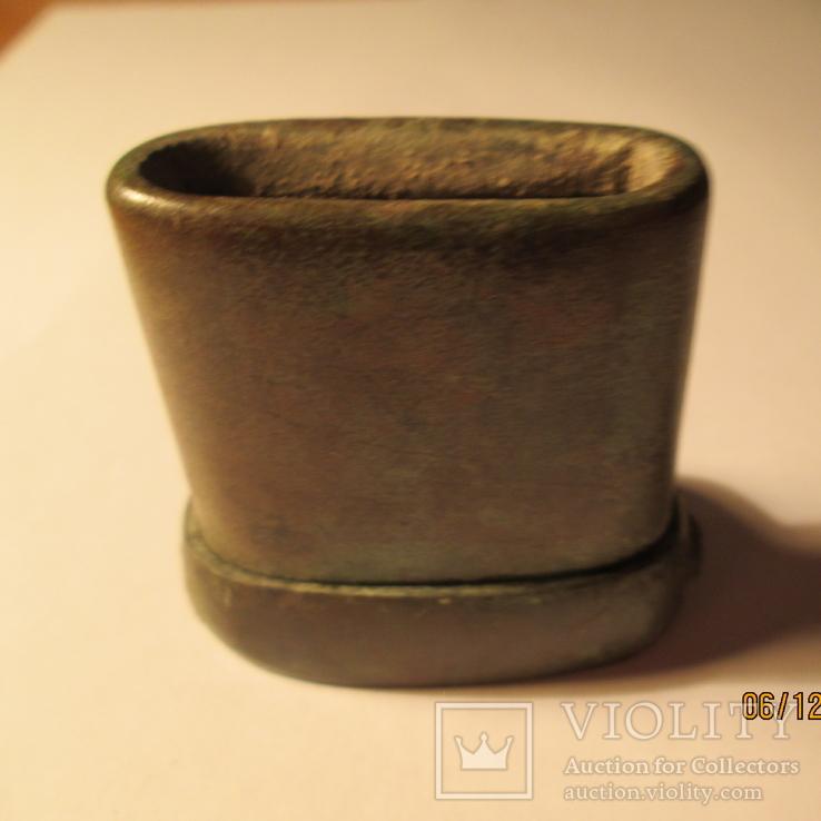 Устье ножен шашки РИА, фото №5